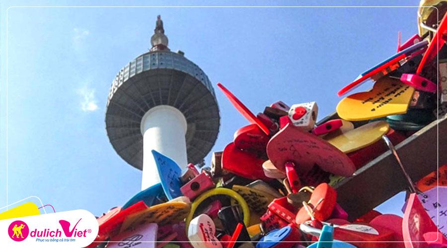 Du lịch Hàn Quốc Tết Nguyên đán 2020 Seoul - Everland - Đảo Nami từ Sài Gòn