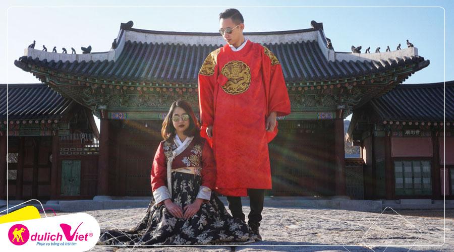 Du lịch Hàn Quốc mùa Đông khám phá xứ sở kim chi từ Sài Gòn