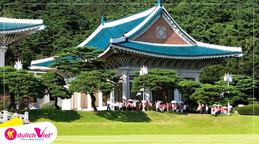 Du lịch Trung Quốc - Hàn Quốc 7 ngày khởi hành từ Sài Gòn giá tốt 2020