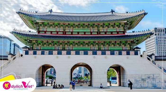 Du lịch Hàn Quốc mùa Hè Seoul - Everland - Đảo Nami từ Hà Nội giá tốt 2020