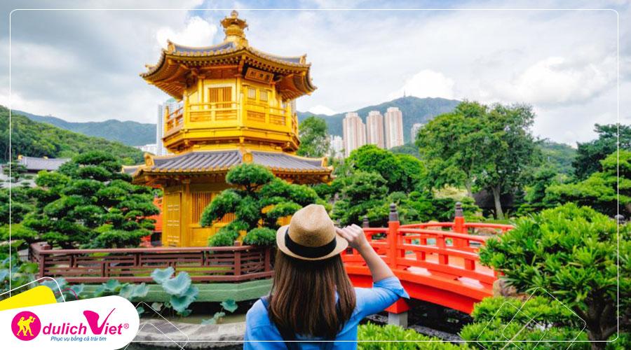 Du lịch Hồng Kông Tết Nguyên đán 4 ngày 3 đêm từ Sài Gòn giá tốt 2020