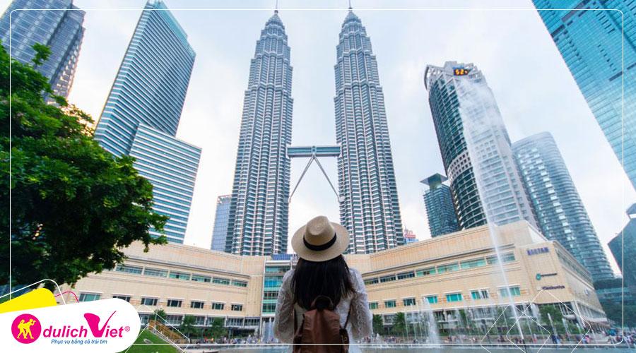 Du lịch Malaysia Tết Nguyên Đán - Kuala Lumpur - Ipoh 4N3Đ từ Sài Gòn 2020