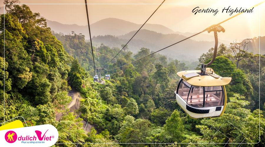 Du lịch Malaysia Tết Âm lịch 4 ngày 3 đêm từ Sài Gòn giá tốt 2020