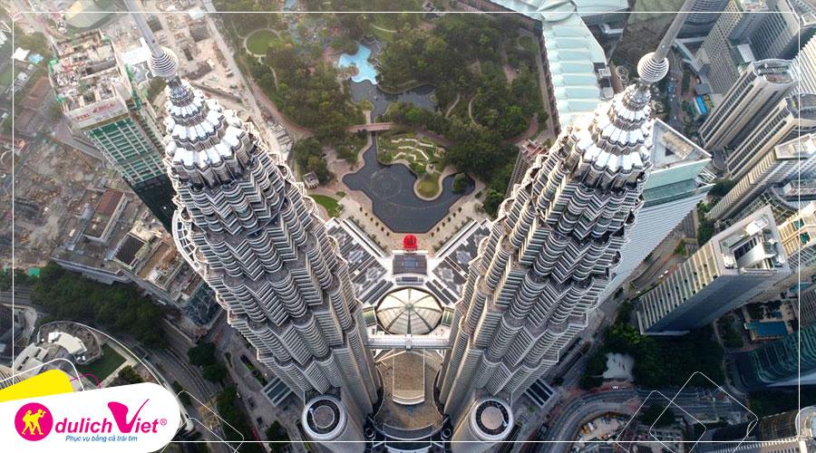 Du lịch Malaysia - Singapore Tết Nguyên đán 6 ngày 5 đêm từ Sài Gòn 2020