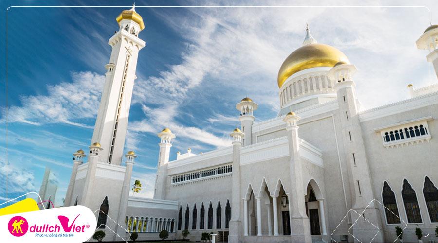 Du lịch Châu Á - Liên tuyến Brunei - Nhật Bản mùa Đông từ Sài Gòn giá tốt