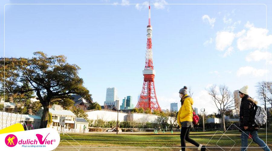 Du lịch Nhật Bản Nagoya - Osaka - Kyoto 6 ngày 5 đêm từ Sài Gòn giá tốt