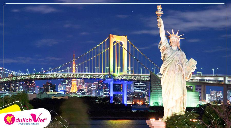 Du lịch Nhật Bản đồng hành cùng Đức Giáo Hoàng Phanxico từ Sài Gòn