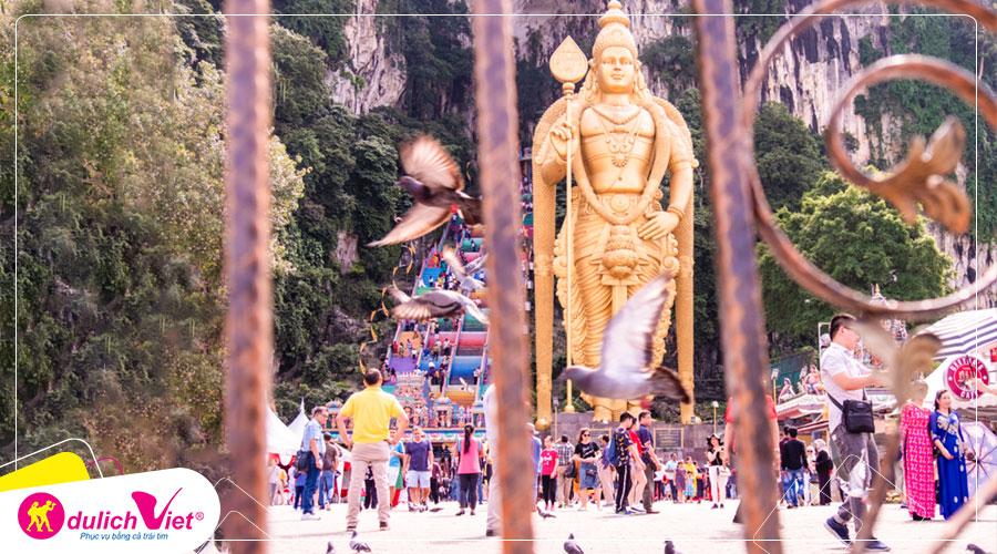 Tour du lịch Singapore - Malaysia Tết Nguyên Đán 5 ngày 4 đêm từ Sài Gòn 2020
