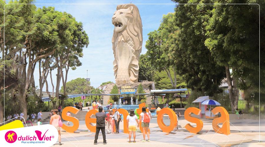 Du lịch Sigapore - Batam - Malaysia 6 ngày 5 đêm từ Sài Gòn giá tốt 2019