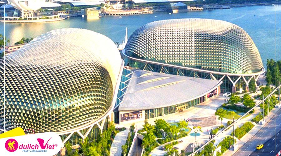 Du lịch Singapore - Malaysia Tết Dương lịch 2020 bay Vietnam Airlines