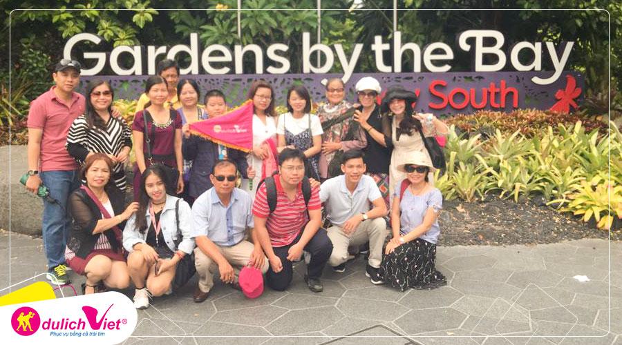 Du lịch Singapore - Batam - Malaysia 6 ngày 5 đêm từ Sài Gòn 2020