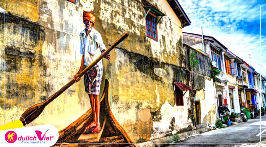 Du lịch Singapore - Malaysia khám phá thành phố Ipoh từ Sài Gòn