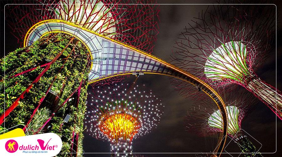 Du lịch Châu Á - Singapore - Malaysia - Indonesia 6 ngày 5 đêm từ Sài Gòn
