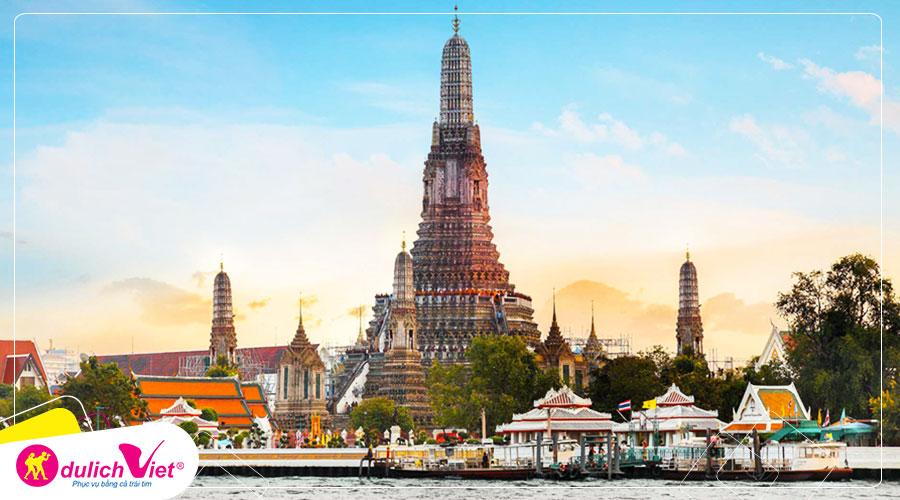 Du lịch Thái Lan mùa Thu Bangkok - Pattaya 5N4Đ từ Sài Gòn