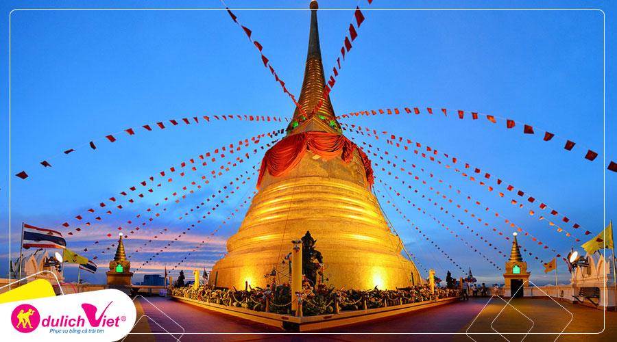 Du lịch Thái Lan Bangkok - Pattaya 5 ngày 4 đêm từ Sài Gòn giá tốt 2020