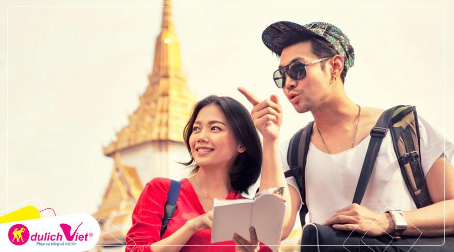 Du lịch Thái Lan Tết Âm lịch Bangkok - Pattaya 5N4Đ từ Sài Gòn giá tốt 2020