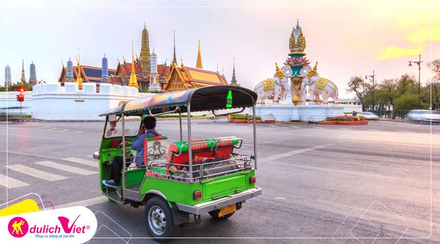 Du lịch Thái Lan Tết Nguyên đán Bangkok - Pattaya 5 ngày 4 đêm từ Sài Gòn 2020