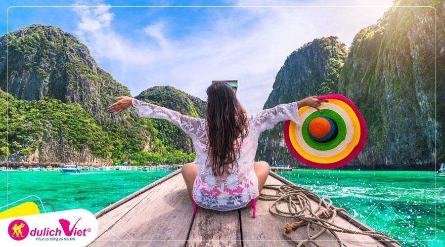 Du lịch Thái Lan 5 ngày khởi hành từ Sài Gòn bay Nok Air