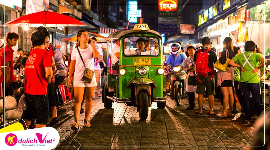 Du lịch Thái Lan mùa Đông Bangkok - Pattaya 5 ngày 4 đêm từ Sài Gòn