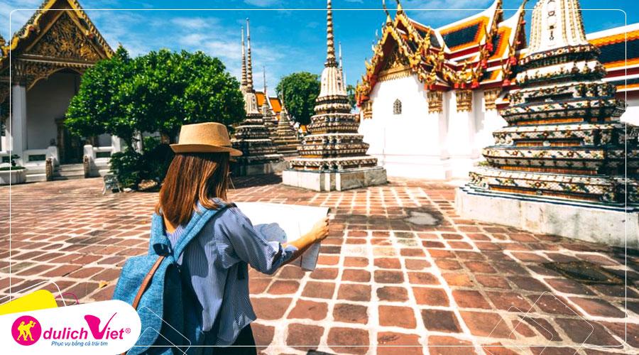 Du lịch Thái Lan Tết Âm lịch 2020 Bangkok - Pattaya 5 ngày 4 đêm từ Sài Gòn