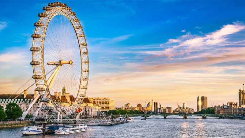 Du lịch Châu Âu: Thưởng ngoạn vẻ đẹp tráng lệ Vương Quốc Anh