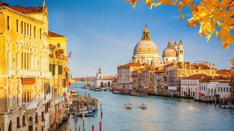 Du lịch Châu Âu: checklist top các địa danh du lịch Italia đẹp mê hồn