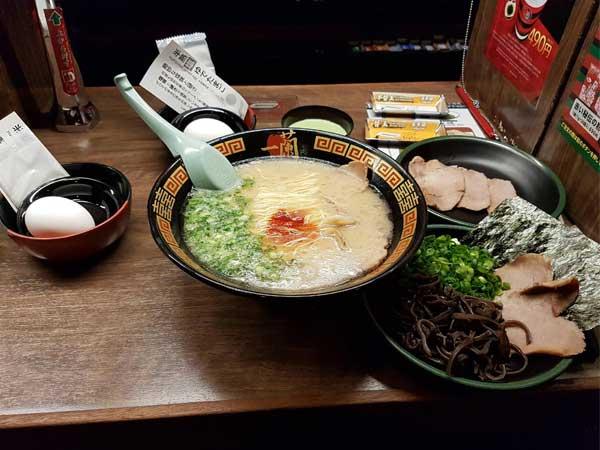 Du lịch Nhật Bản khám phá văn hóa ẩm thực độc đáo