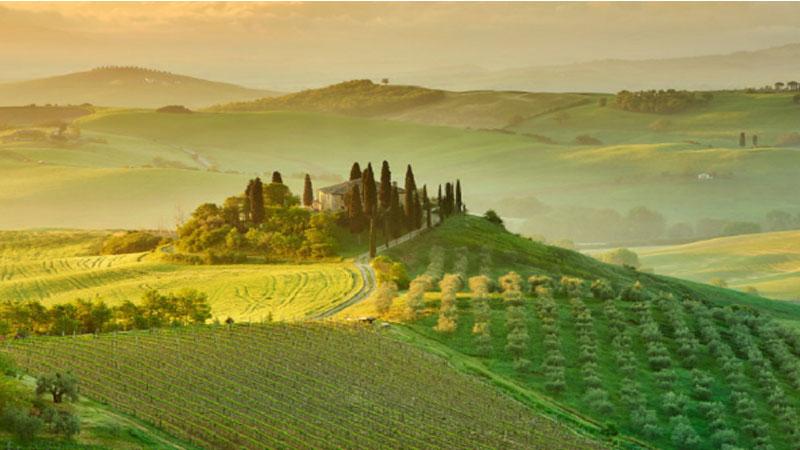 Du lịch Ý 4 mùa đều đẹp