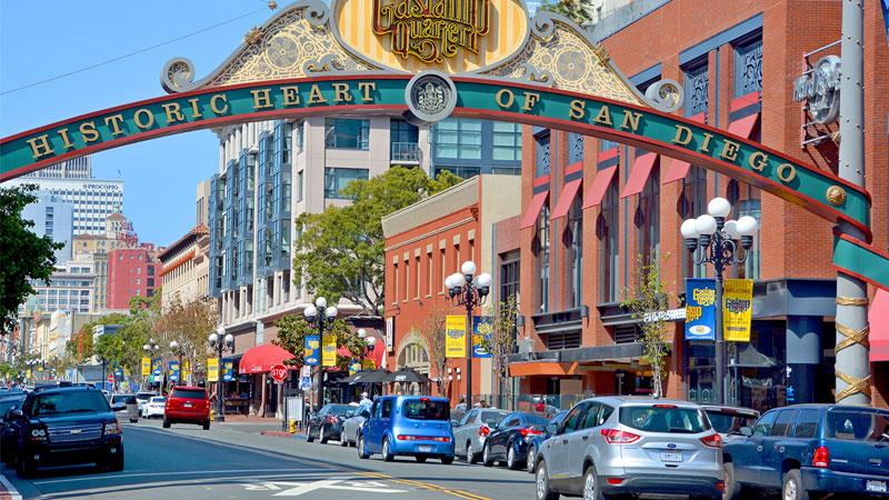 Du lịch Mỹ Tết Nguyên đán thưởng thức vẻ đẹp tuyệt vời của thành phố cổ San Diego