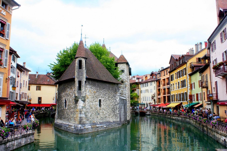 Làng Annecy