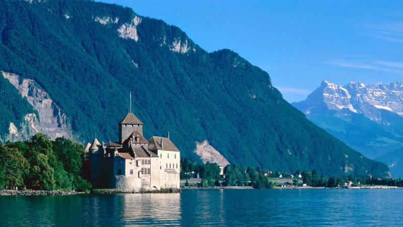 Geneva được mệnh danh là thành phố xanh nhất tại Châu Âu