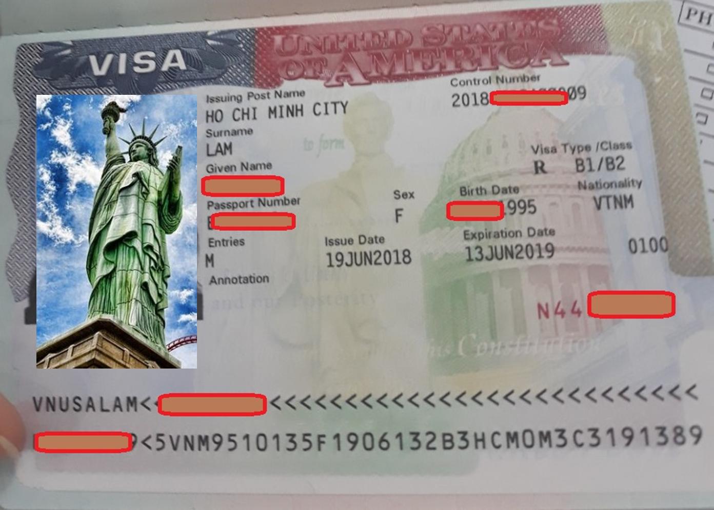 Tour du lịch Mỹ