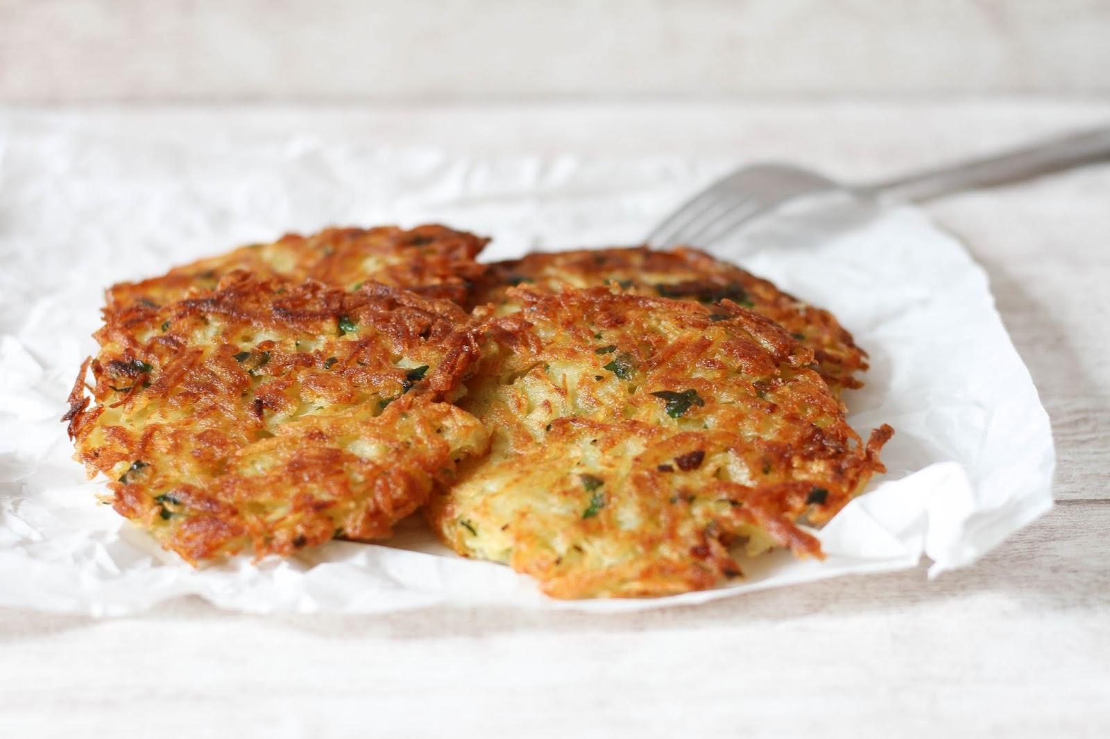 Gromperekichelcher là một món bánh truyền thống và quen thuộc của người dân Luxembourg