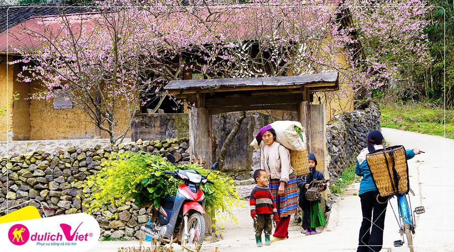 Du lịch Tết Nguyên Đán Hà Giang - Đồng Văn - Cao Bằng - Bắc Kạn từ Hà Nội 2021