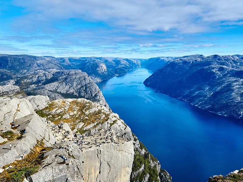 Khi bạn không biết đi đâu thì hãy du lịch Bắc Âu!