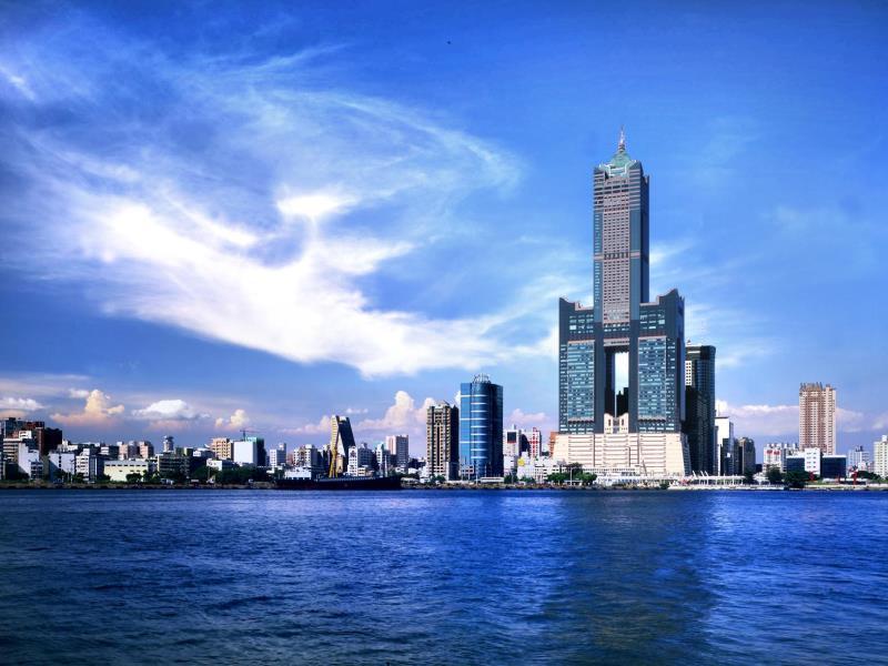 Kênh đào Kaohsiung - Du lịch Đài Loan