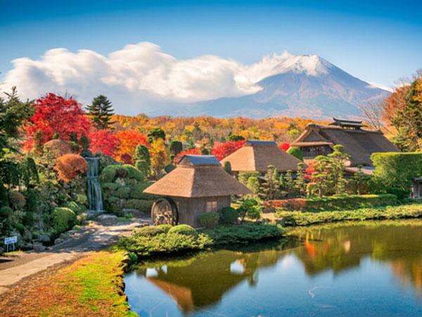 Khám phá 04 ngôi làng cổ tích xinh đẹp ở Nhật Bản