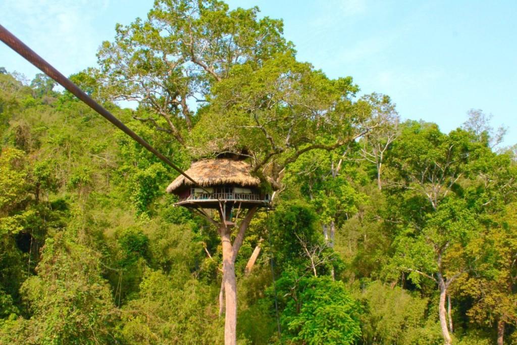 Du lịch Châu Á - Khu bảo tồn tự nhiên Bokeo, Lào