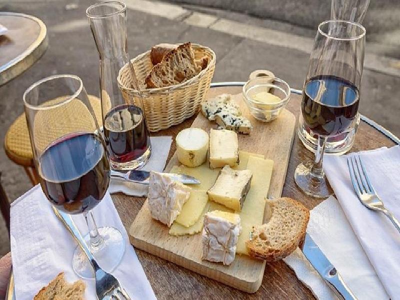 Lễ hội rượu và pho mát mới, Hungary