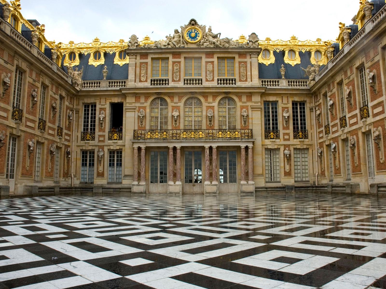 Du lịch Pháp - Lâu đài Versailles