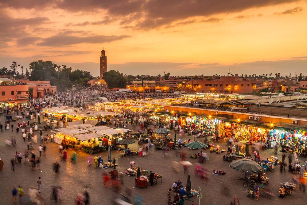 Tour du lịch Maroc giá rẻ