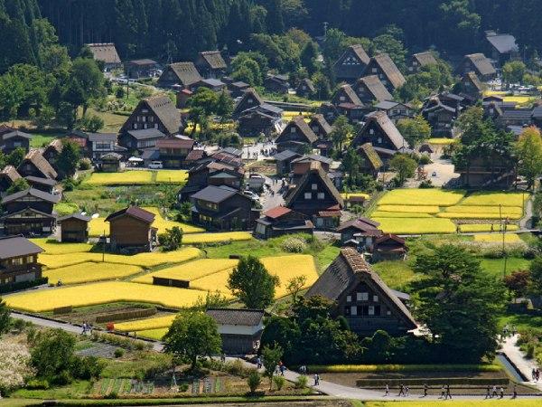 Mê du lịch Nhật Bản vì những điểm đến thanh bình và yên ả đến lạ