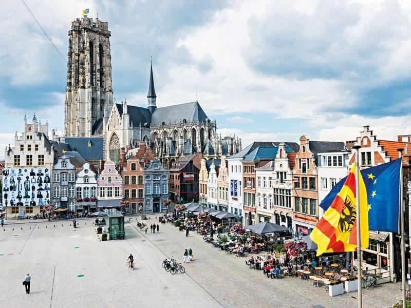 Thành phố Mechelen