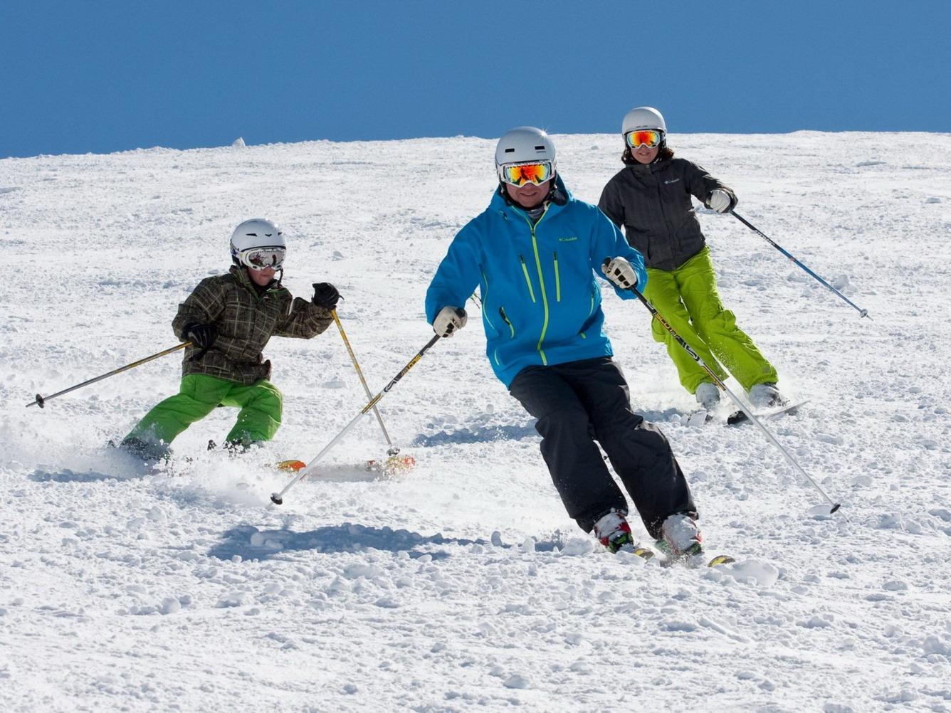Hào hứng trượt tuyết trên đỉnh Mt.Buller