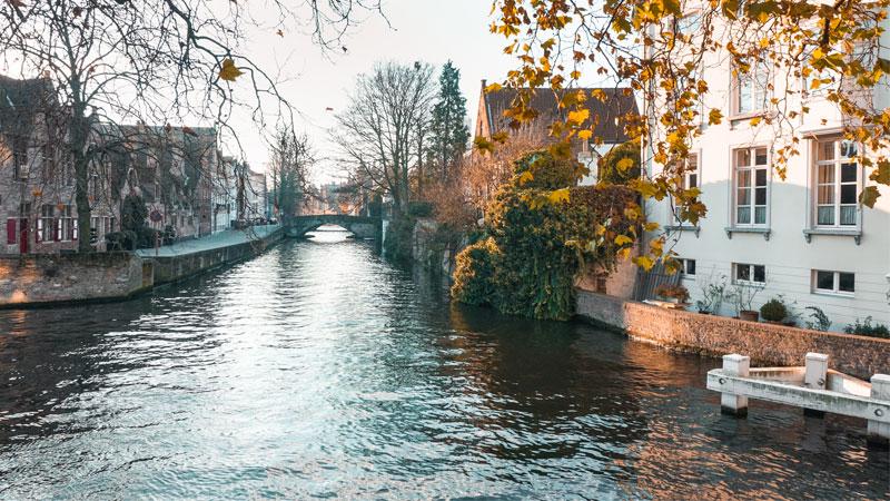 Mùa thu Bỉ là thời điểm để bạn có những trải nghiệm tuyệt vời