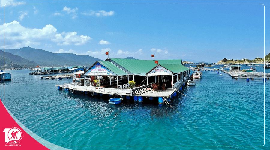 Du lịch Tết Kỷ Hợi 2019 - Tour Ninh Chữ - Đảo Bình Hưng 2 Ngày 2 Đêm
