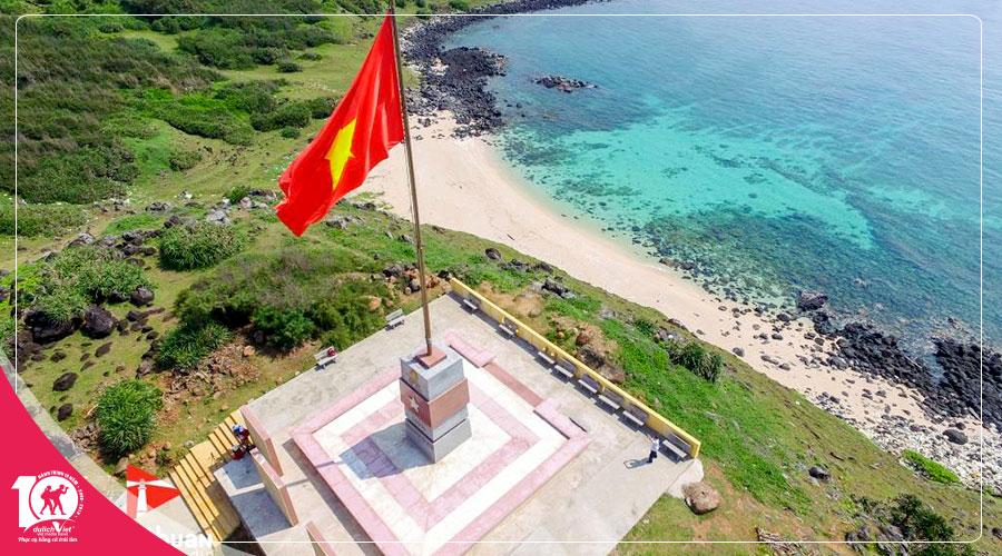 Du Lịch Khám Phá Thiên Đường Đảo Phú Quý, thưởng thức cua Huỳnh Đế 3 ngày