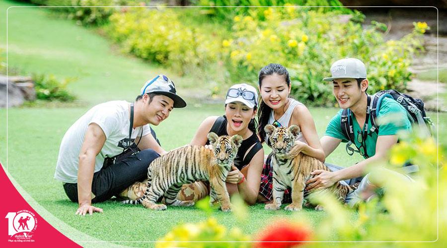 Du lịch Tết dương lịch Phú Quốc 3 ngày, Tặng tour Câu Cá, ngắm San Hô 2019