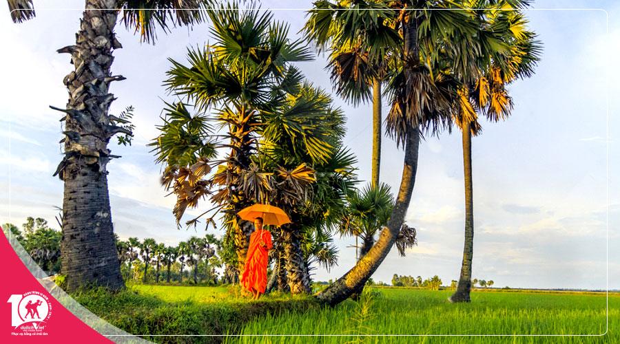Du lịch Quần Đảo Bà Lụa - Hà Tiên - Rừng Tràm Trà Sư 2 ngày 2 đêm