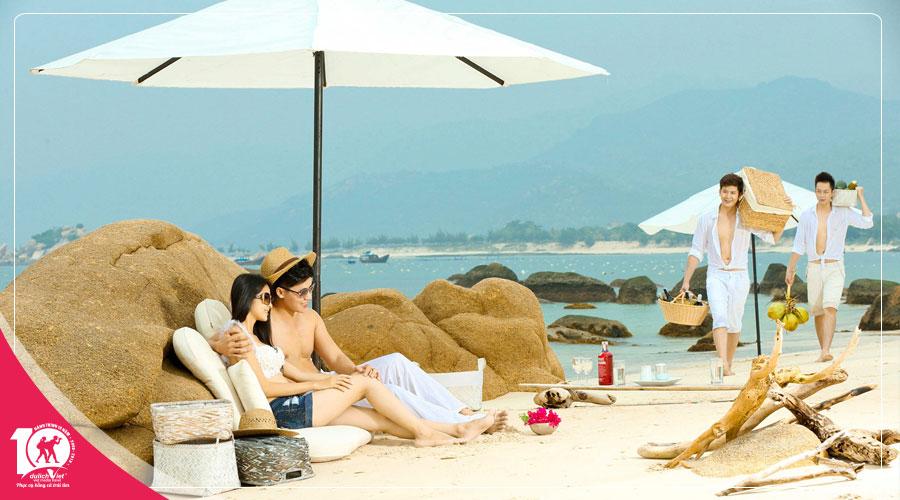 Tour mùa hè Ninh Chữ, Du Lịch Bình Lập - Bình Ba 3 ngày khởi hành từ Sài Gòn